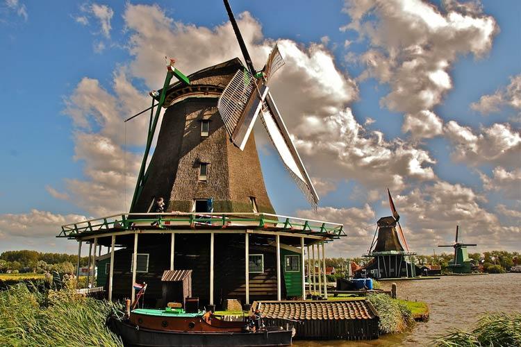 Zaanse-Schans-amsterdam