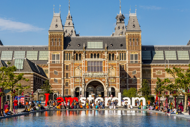 amsterdam travel guide-rijksmuseum
