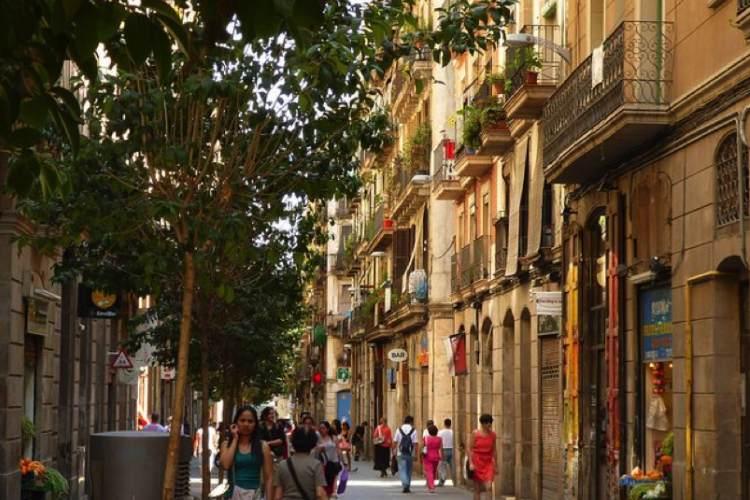 barcelona travel guide-raval