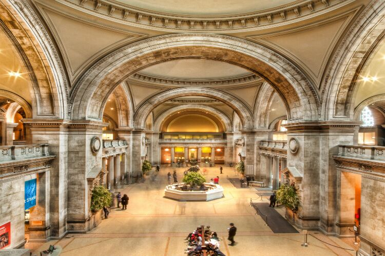 new york travel guide-musem