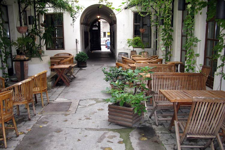 vienna travel guide-vienna restaurant
