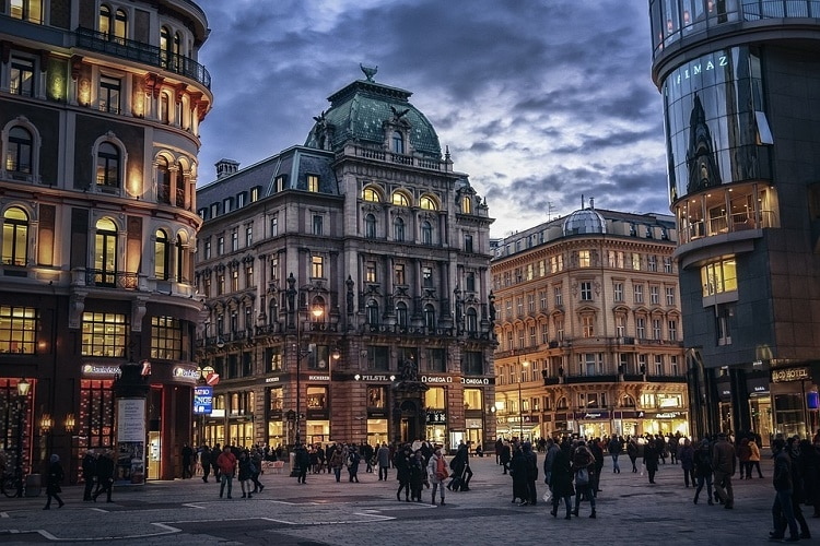 vienna travel guide-weekend