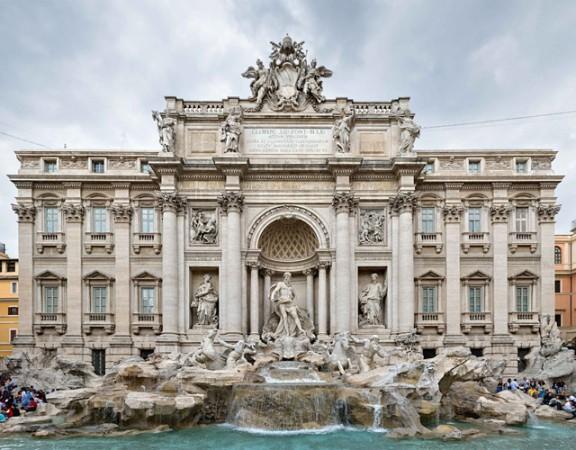 جاذبه های توریستی رم